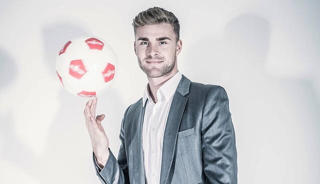 Daniel Korte Male Soccer Model Berlin Germany Deustchland