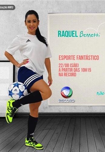 Raquel Benetti Female Soccer Model Sao Paulo Brasil.jpg