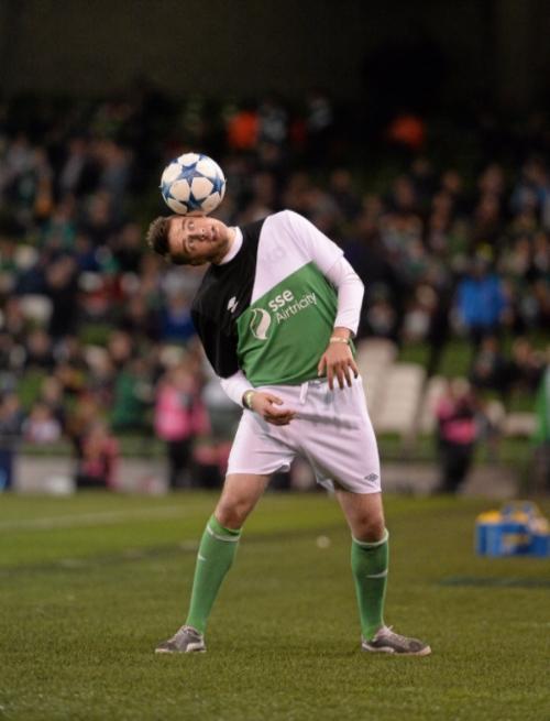 freestyle football ireland