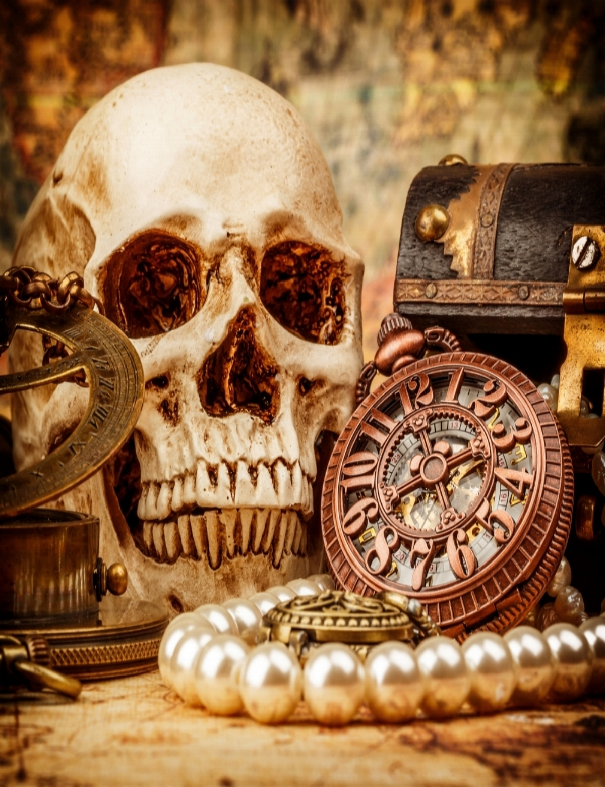 Escape Room Breckenridge Captain Steelhook's Treasure