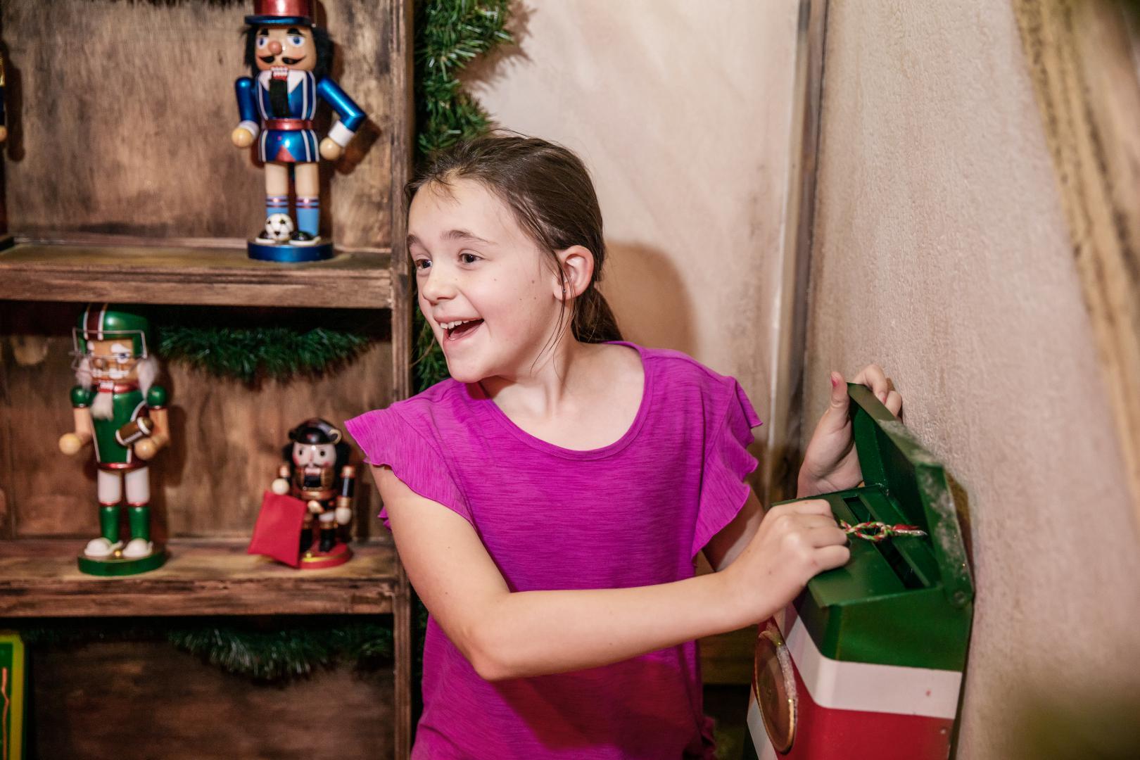 Santa's Naughty List -