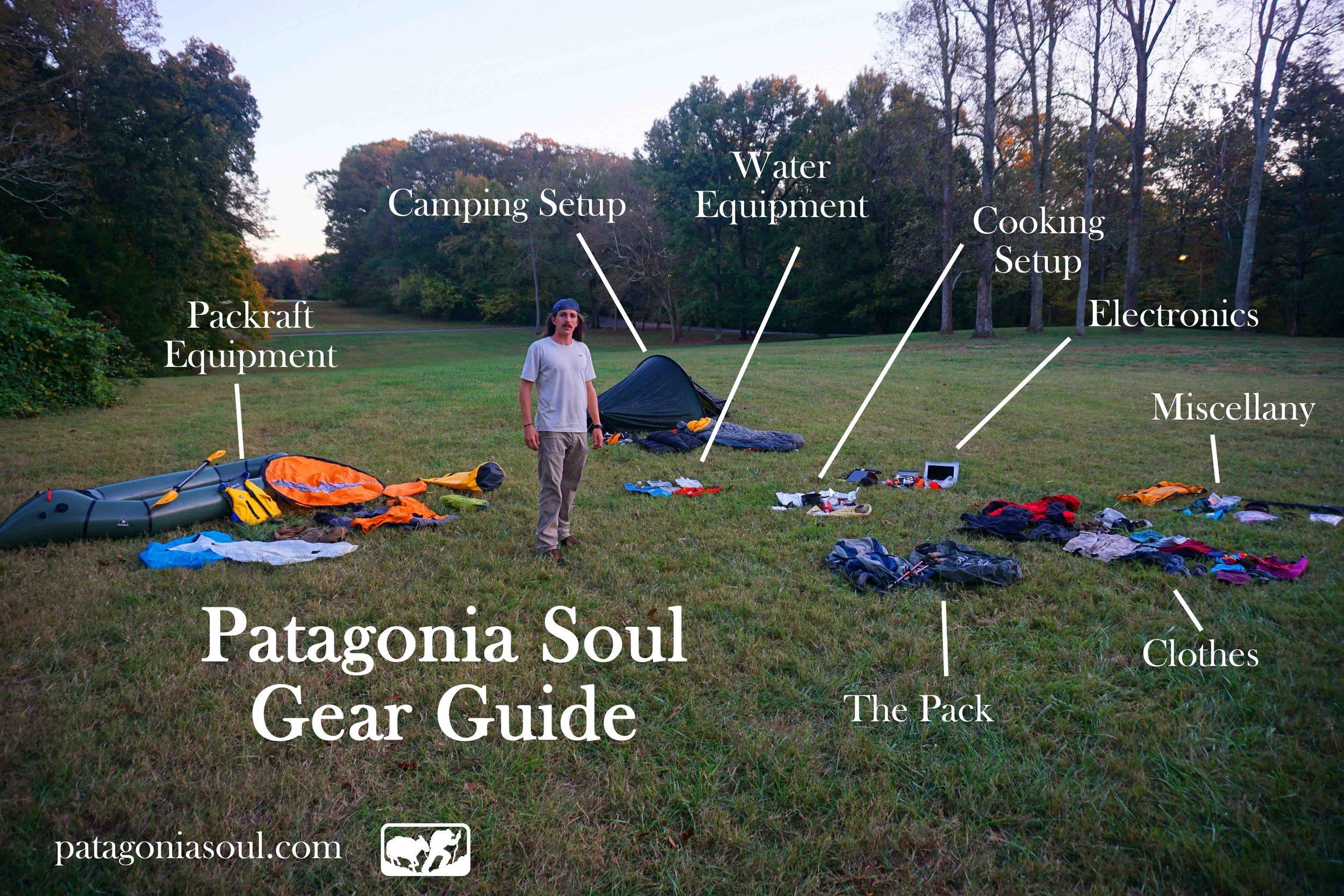Patagonia Soul Gear Guide