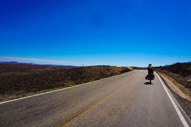 Heyo! Just published a Baja Cycling guide to my website (link in bio) - check it out if you're interested in heading south down Baja California, where the tacos are cheap and puppies are plentiful. * * * * #twerkdaddydeming #deserttour #bajacalifornia #cabo #biketouring #baja #cycletouring #worldbybike #cycletour #cyclingphotos #roadslikethese #outsideisfree #fromwhereiride #bikestagram #cyclinglife
