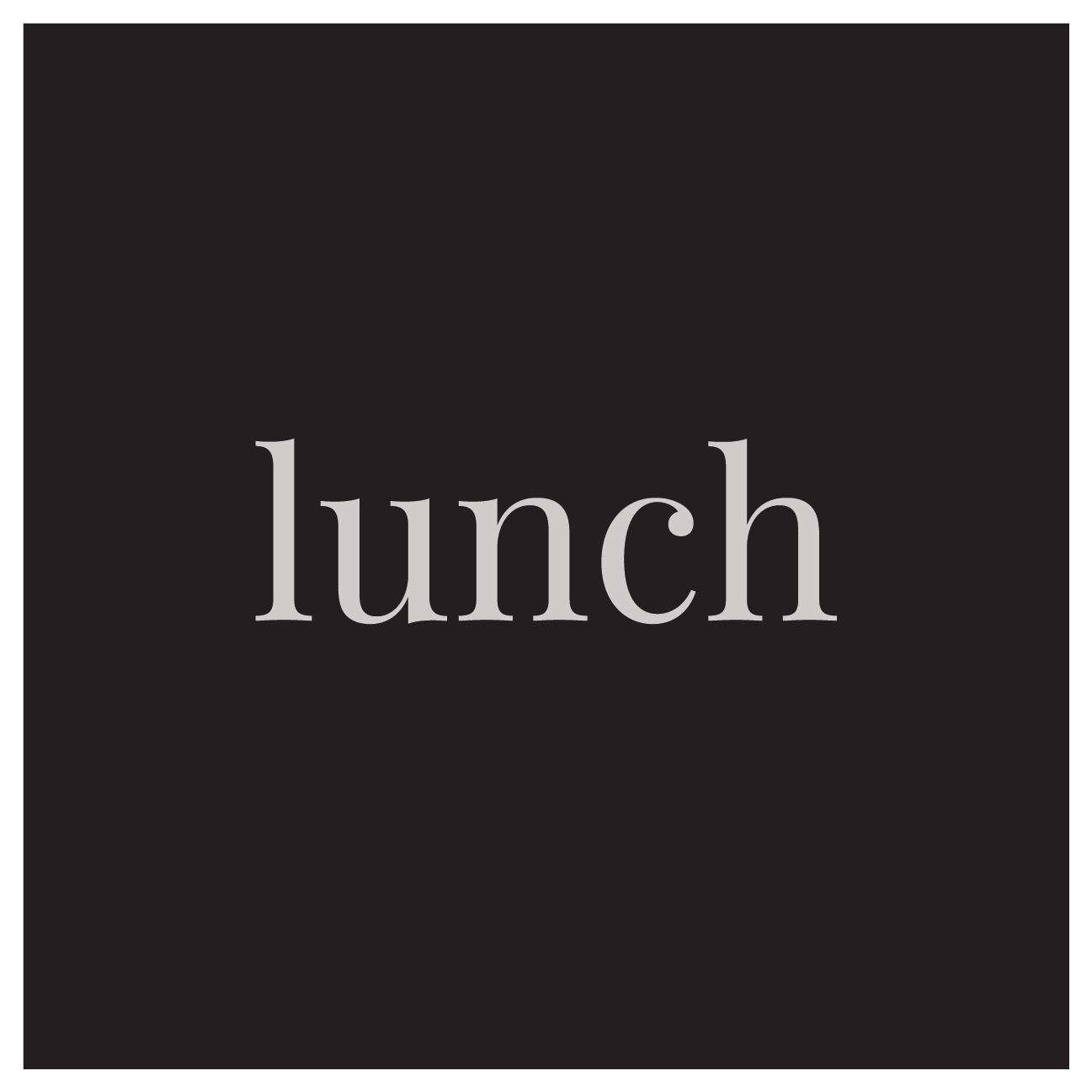 Prohibition Gastrohouse - Lunch
