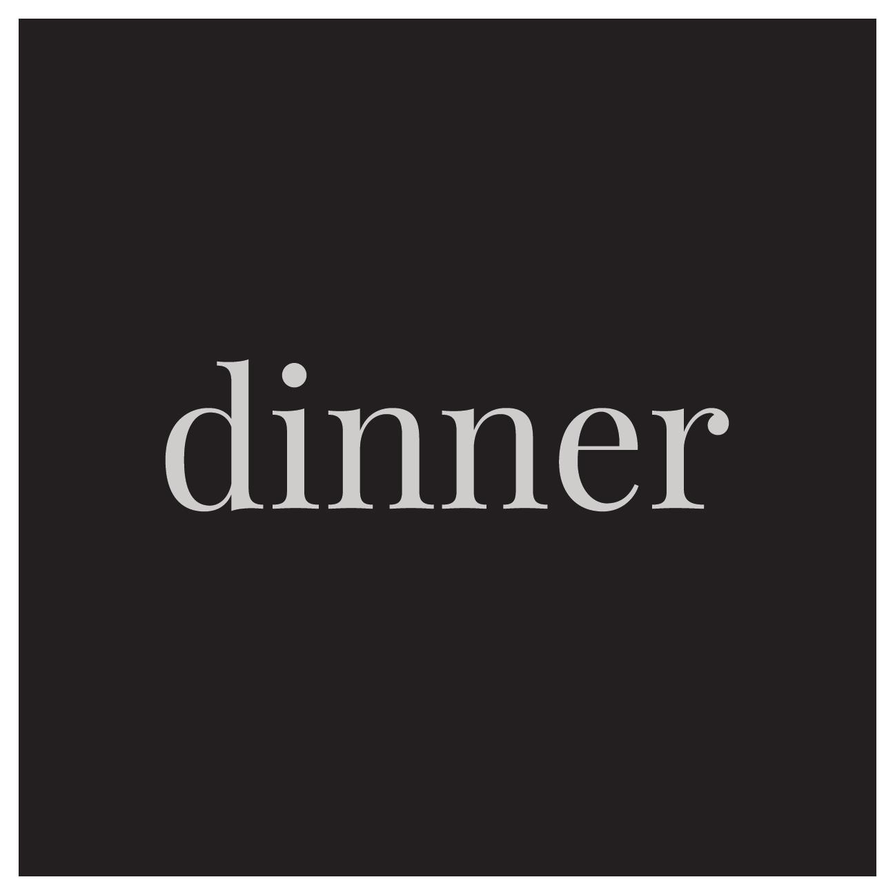 Prohibition Gastrohouse - Dinner Menu