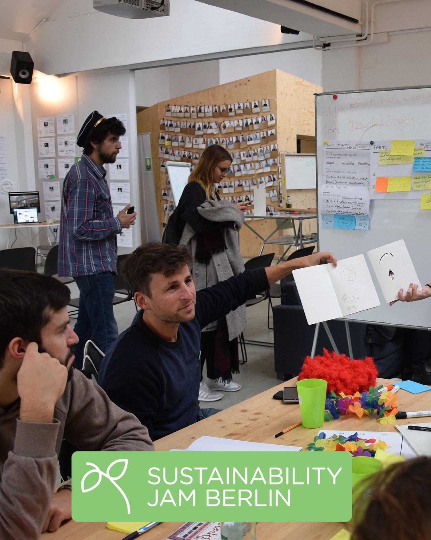 Sustainability Jam Berlin
