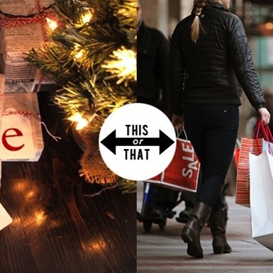 This or That: Early Bird or Last Minute Shopping?