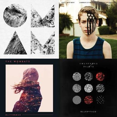 12 Favorite Alternative/Indie Albums of 2015