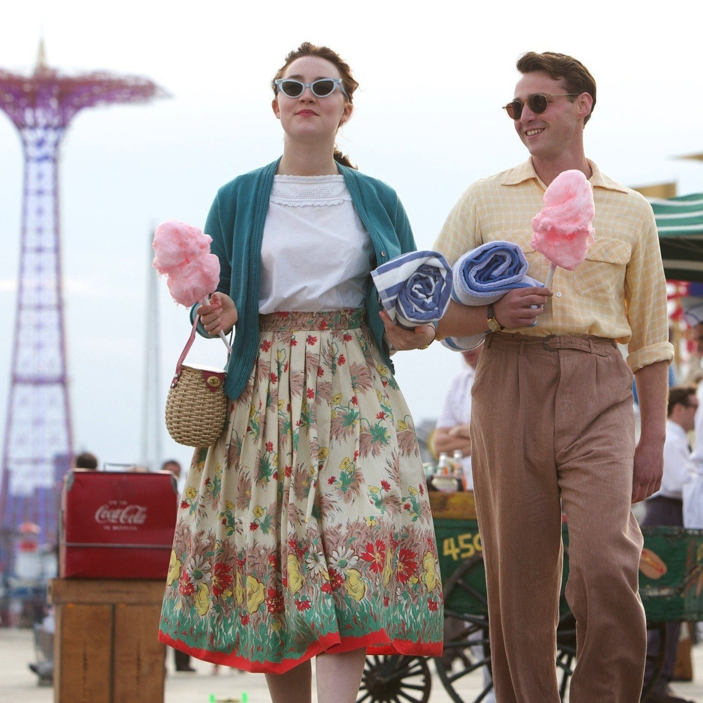 """Brooklyn"" Might Already Be My Favorite Film of The Year"
