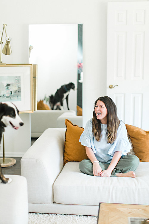 At Home with Megan Gonzalez of MaeMae & C