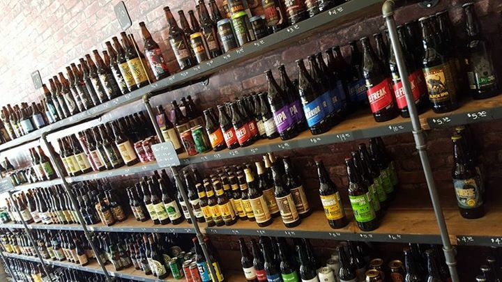 Our bottle shop selections are always rotating. We encourage you to call ahead if you are seeking a particular item as this list is NOT updated frequently. We offer 20% discount on full case orders, 10% off mix n match for 12+ bottles and 5% on 6+ bottles. Join our club and save even more. Last Updated Jan 1st 2018 (like we said not updated often- our inventory is extensive, rotates often and sells out quickly)