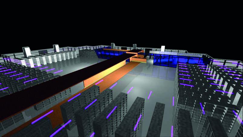 Shanghai-iAdvantage Data Centre