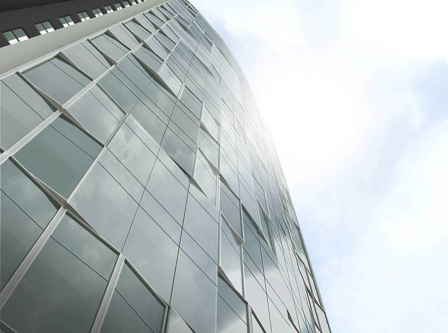 SML Tower (Facade Design)