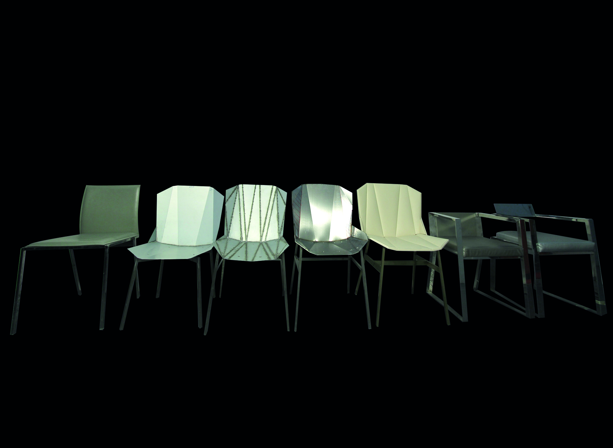 Exploration of Tailor Made Chairs for Projects