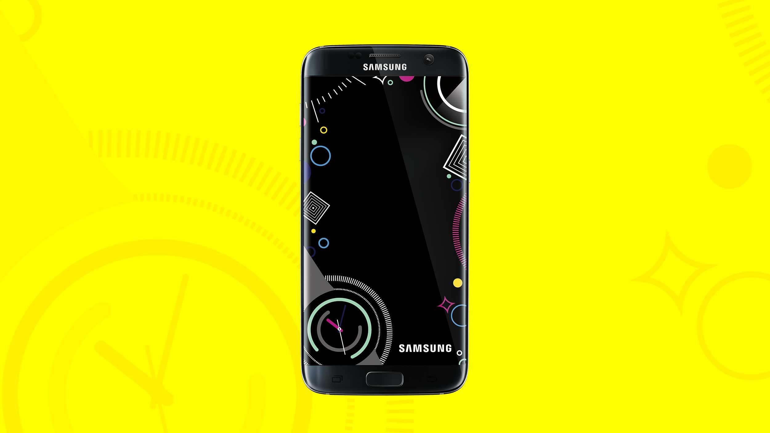 Samsung Mobile Social Content — Stephanie Gerbino