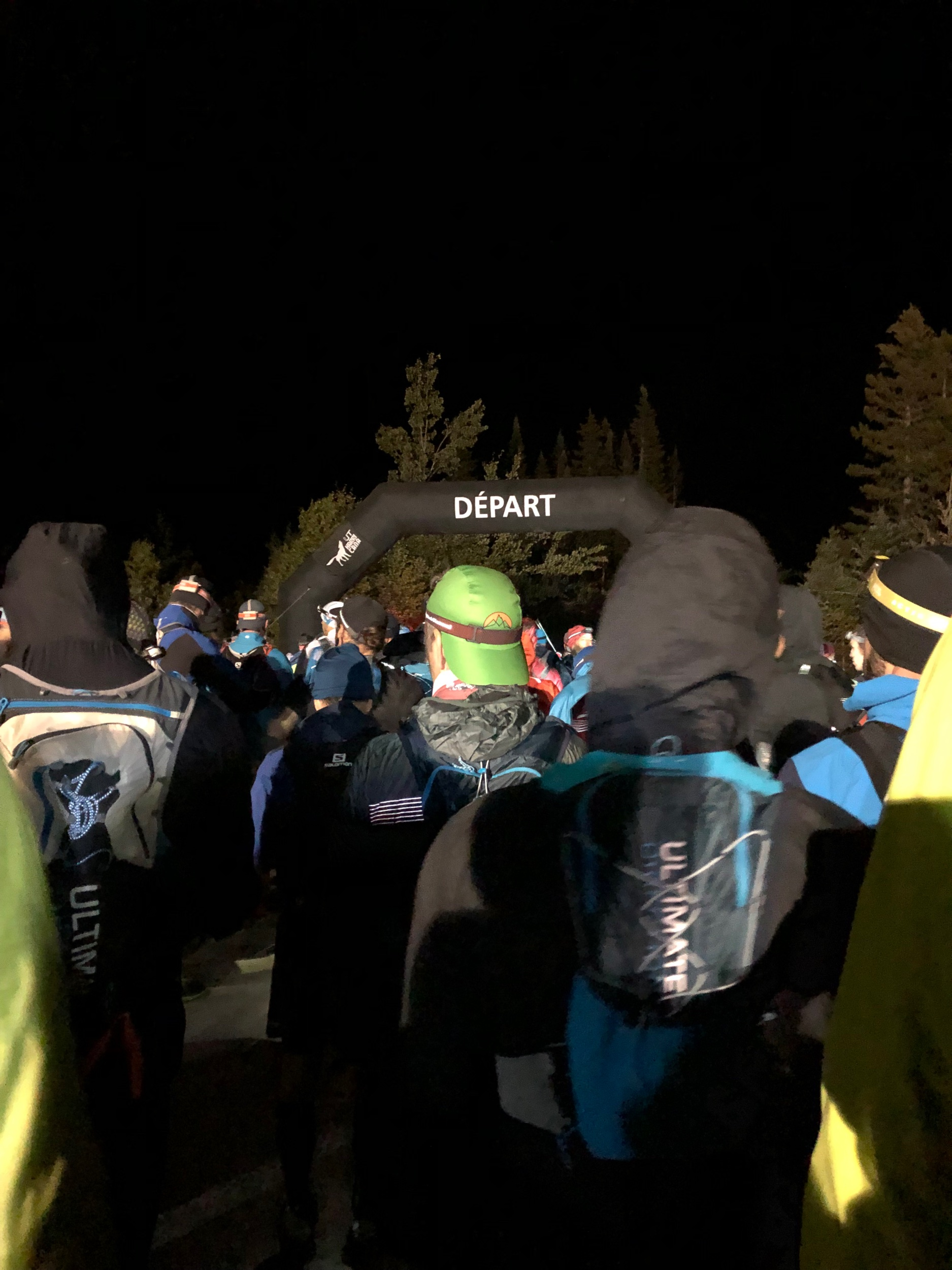 2am on the mountain. almost go time.