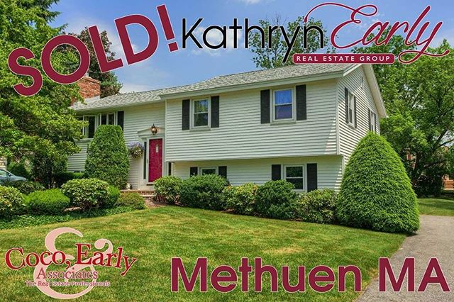 Congratulations to my very special client on the sale of the home she has owned for over 30 years! I am sure it was difficult to say goodbye but she handled it very well! Thank you for letting us help you through this process. Wishing you many years of health and happiness in your new home!  #thekathrynearlygroup #cocoearlyandassociates #realtor #realestate #mahomes #marealtor