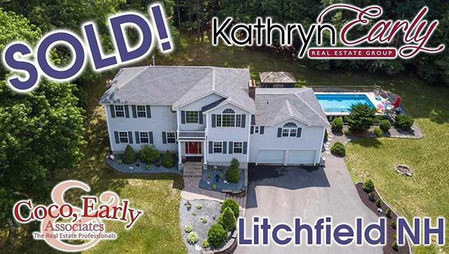 Part two for my Faith Erdemir and Hasan Erdemir, this beautiful home is now theirs! Special congratulations for your hard work and dedication. Your family is very lucky to have you two as their leaders and role models. Wishing you many years of health and happiness! #nhhomes #realtor #realestate #nhrealestate #thekathrynearlygroup #cocoearlyandassociates