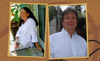 Sandi Belcher, Owner/Winemaker & John Arns, Owner