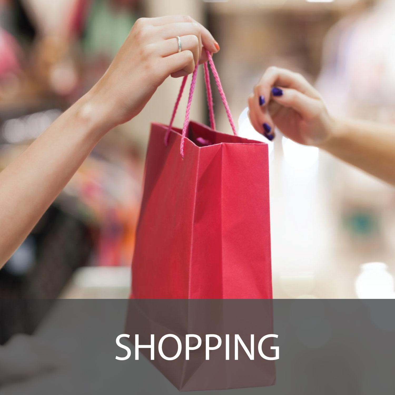 Houston Area Shopping