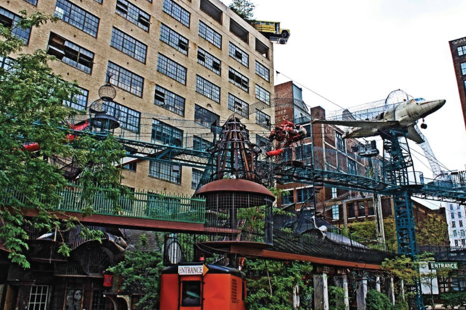 ST. LOUIS CITY MUSEUM