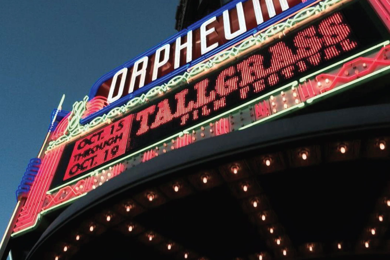 TALLGRASS FILM FESTIVAL
