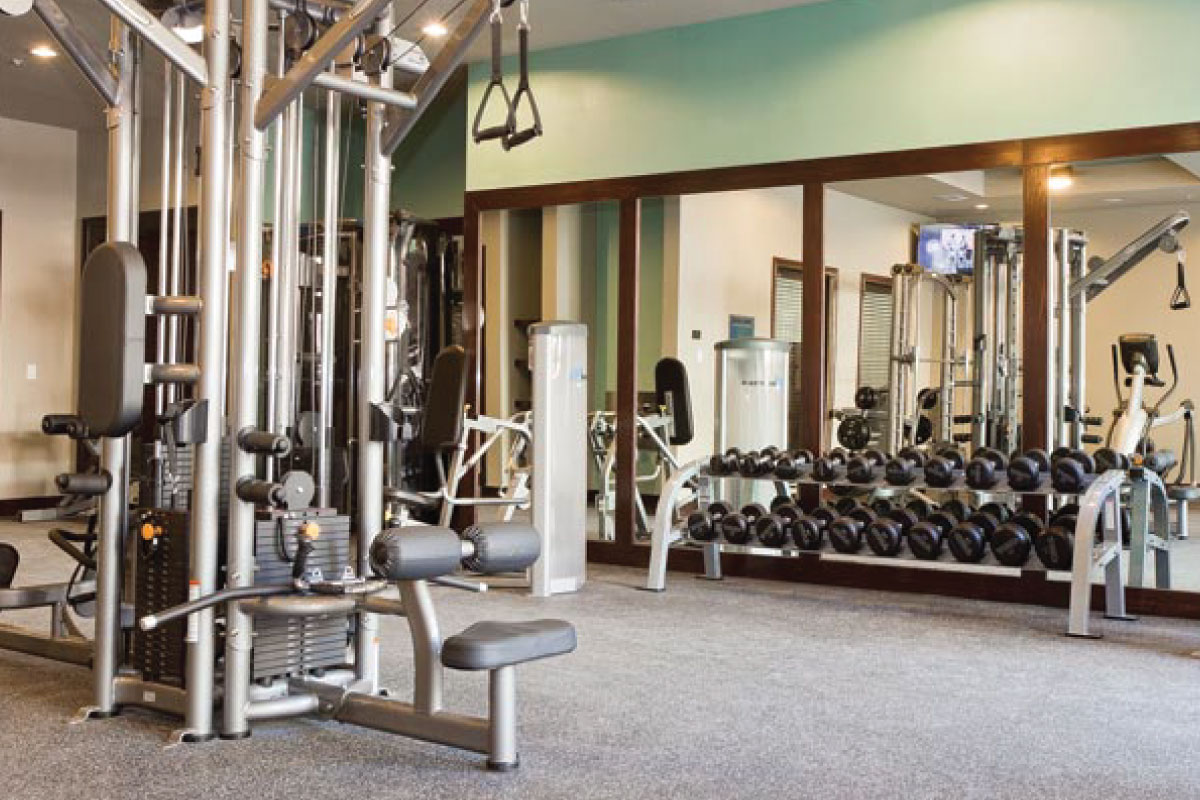 STAY FIT SPA AND FITNESS