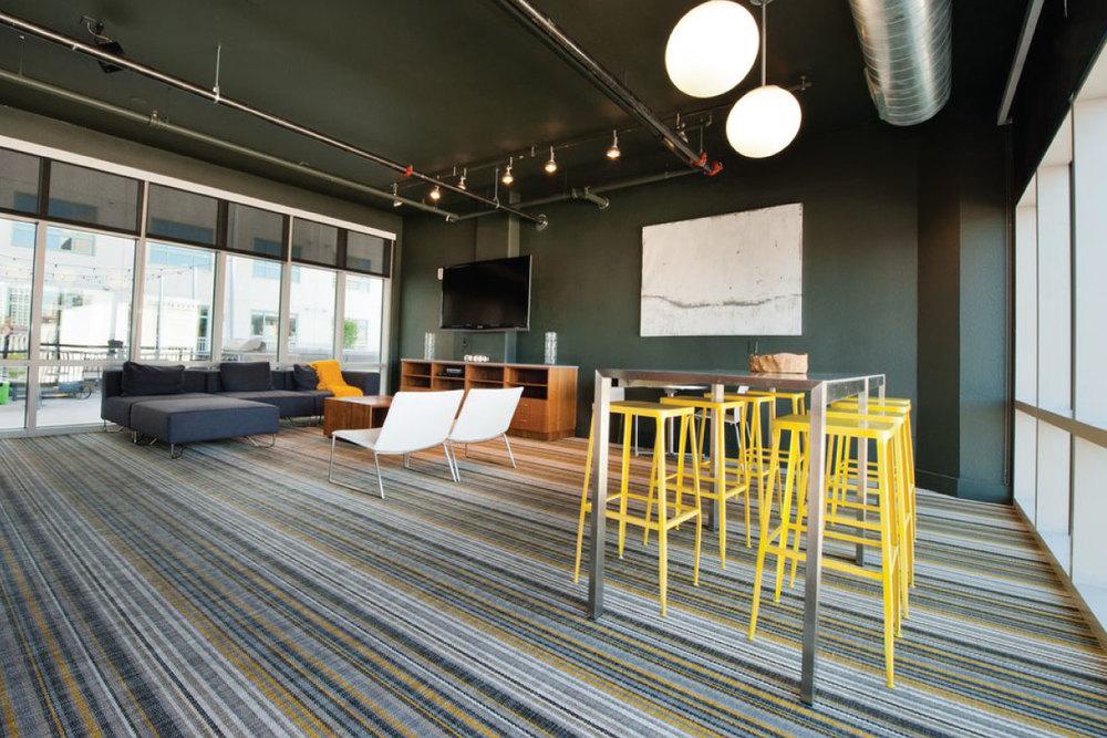 The Vistana resident lounge