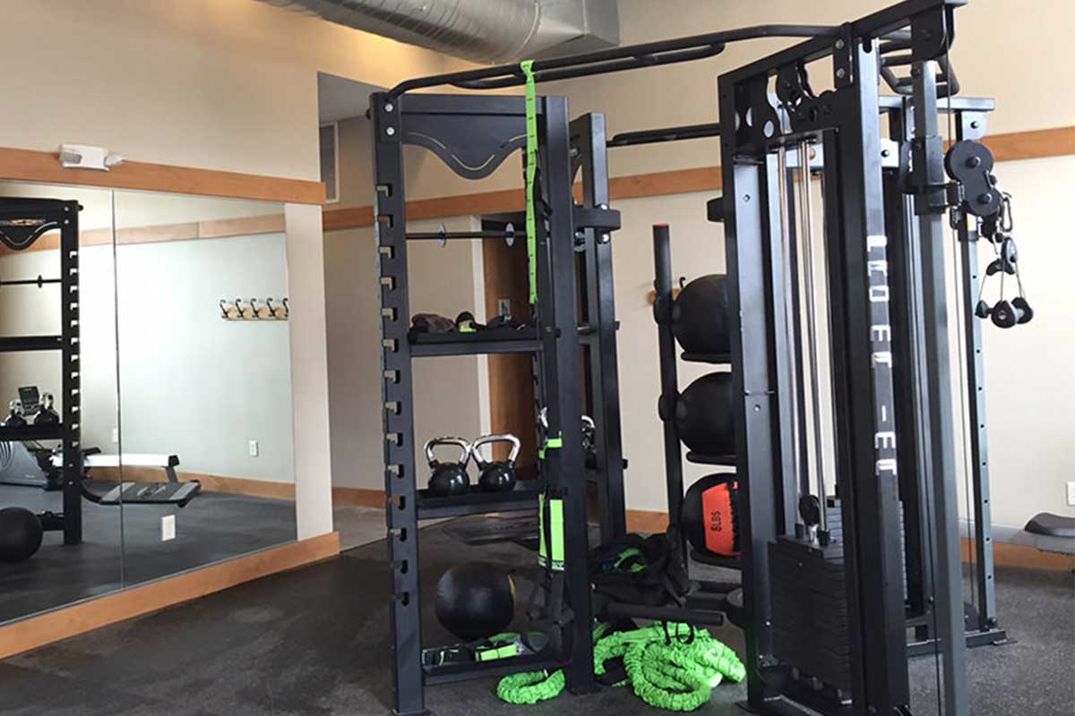 3500 SQ FT FITNESS