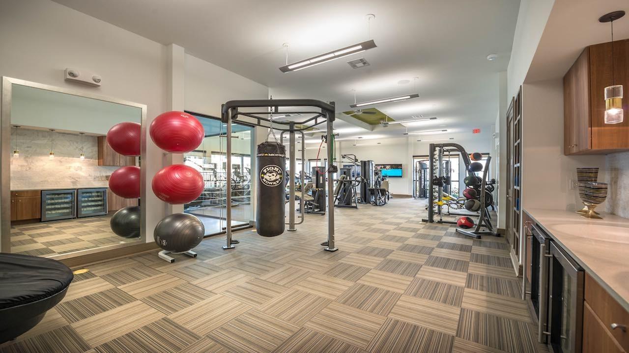 Copy of Fitness Center