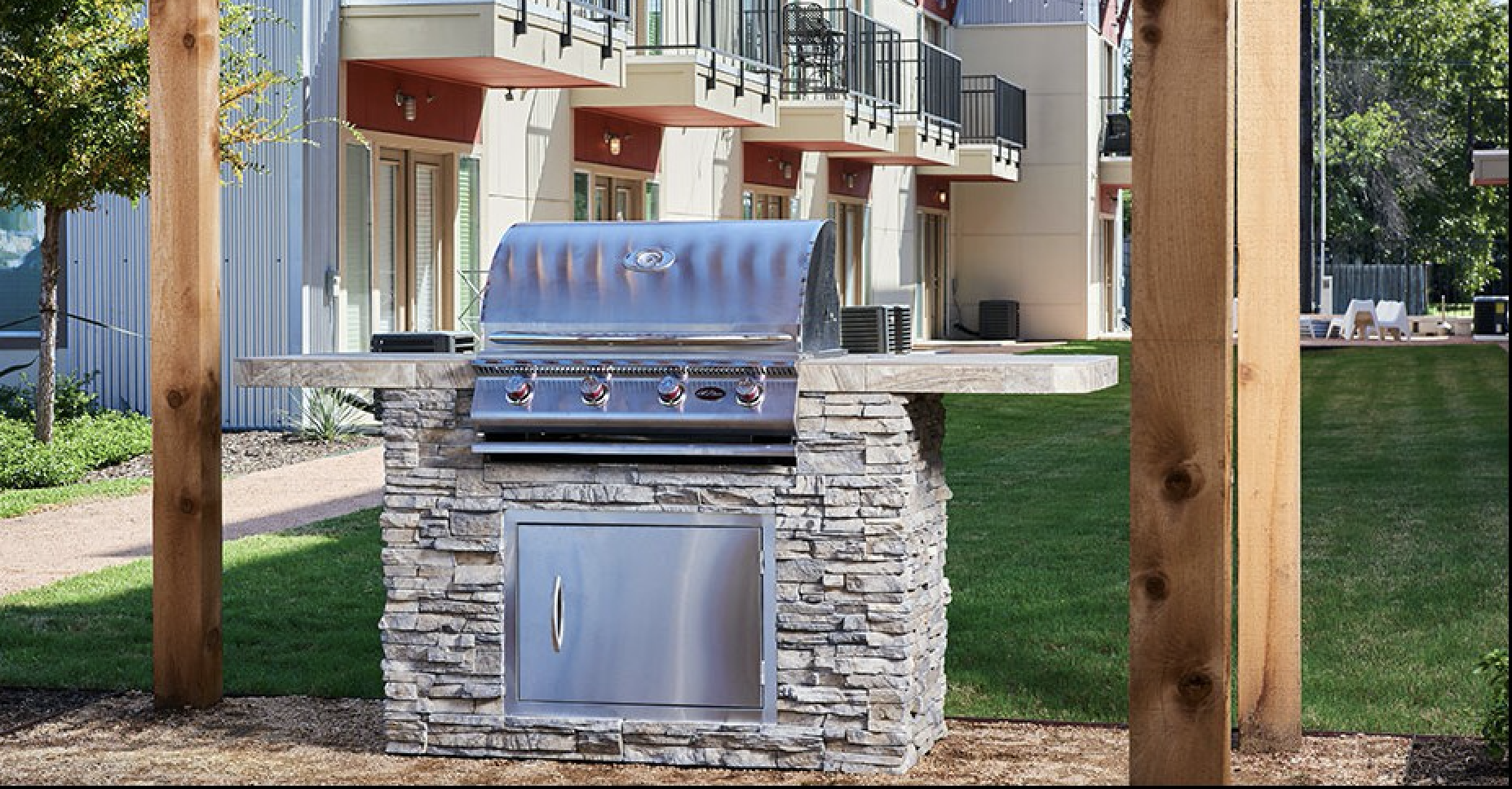 Grilling Areas