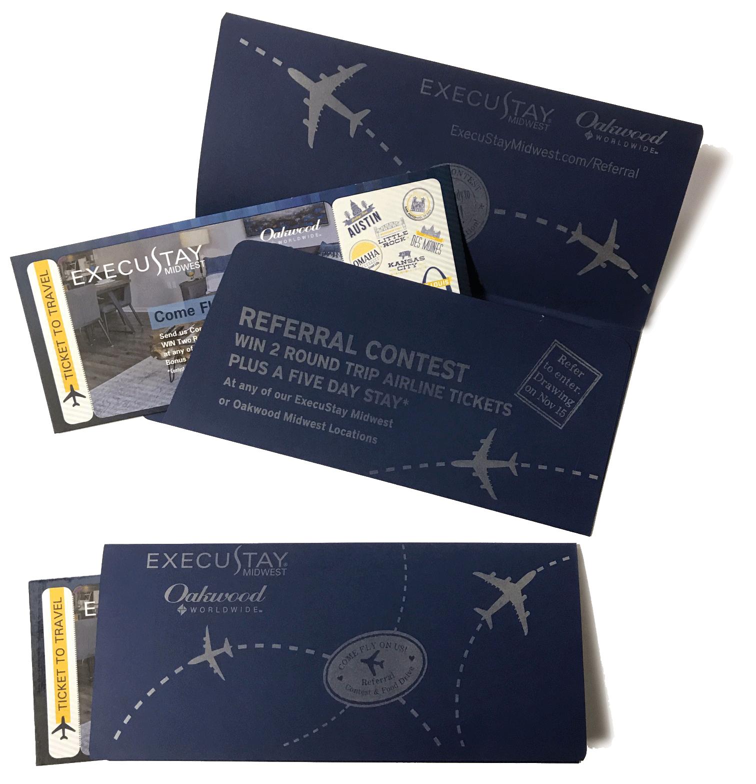 Retro Airline Tickets