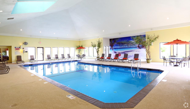 Opposite View- Indoor Pool