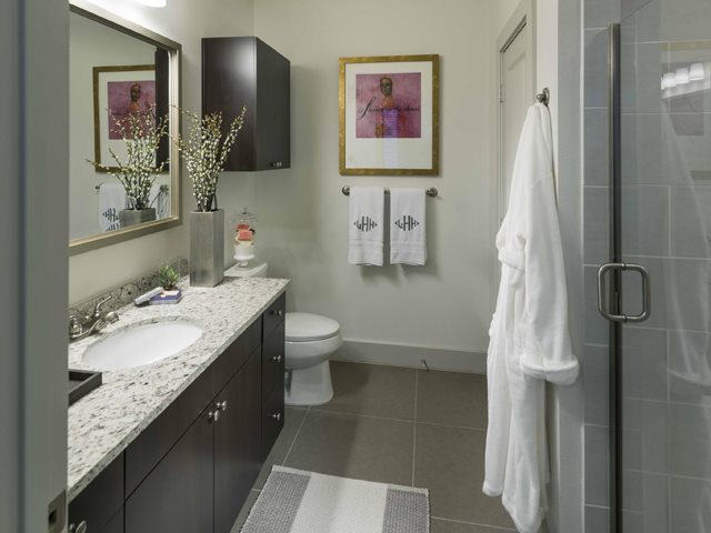 Spa-Inspired Bath