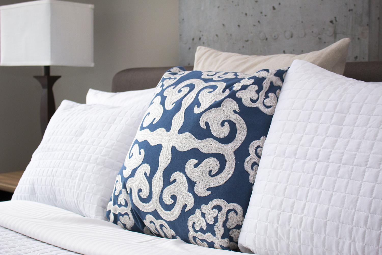 Bedding, Linens and Bath Essentials