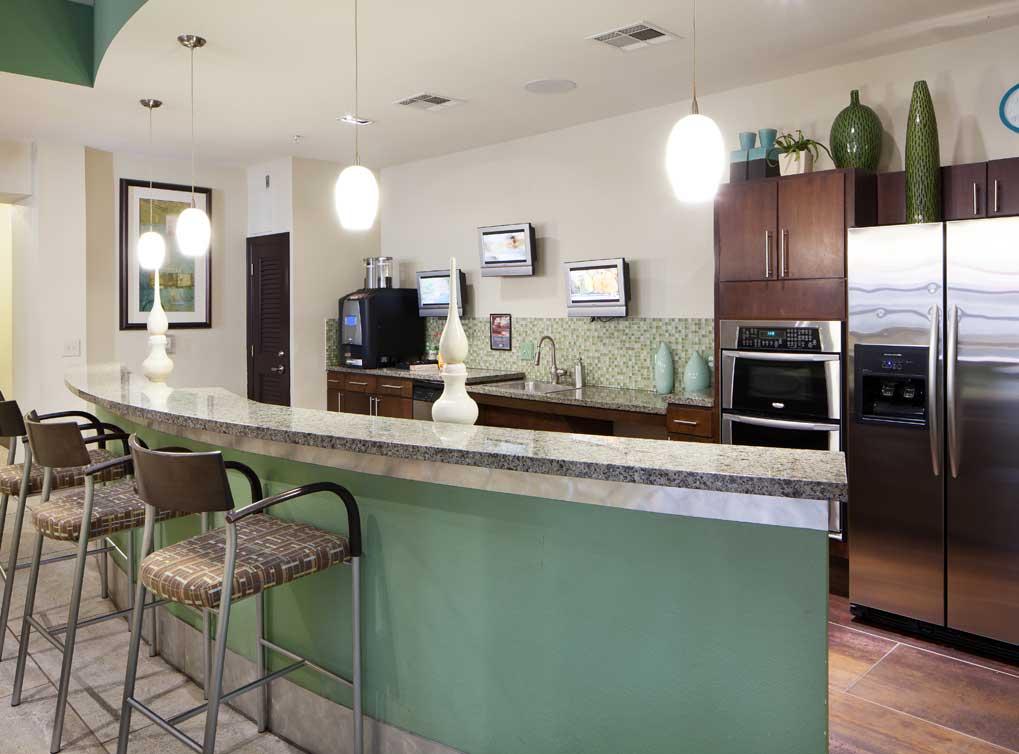 Resident Lounge & Coffee Bar