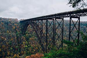 Old Train Bridge - Fayetteville, Arkansas