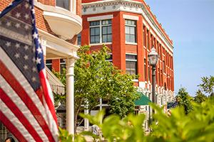 U.S. Flag in Northwest Arkansas