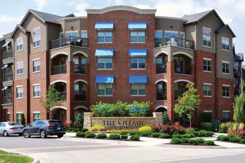 THE VILLAGE AT MISSION FARMS - OVERLAND PARK