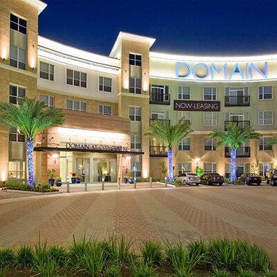 DOMAIN AT CITY CENTRE