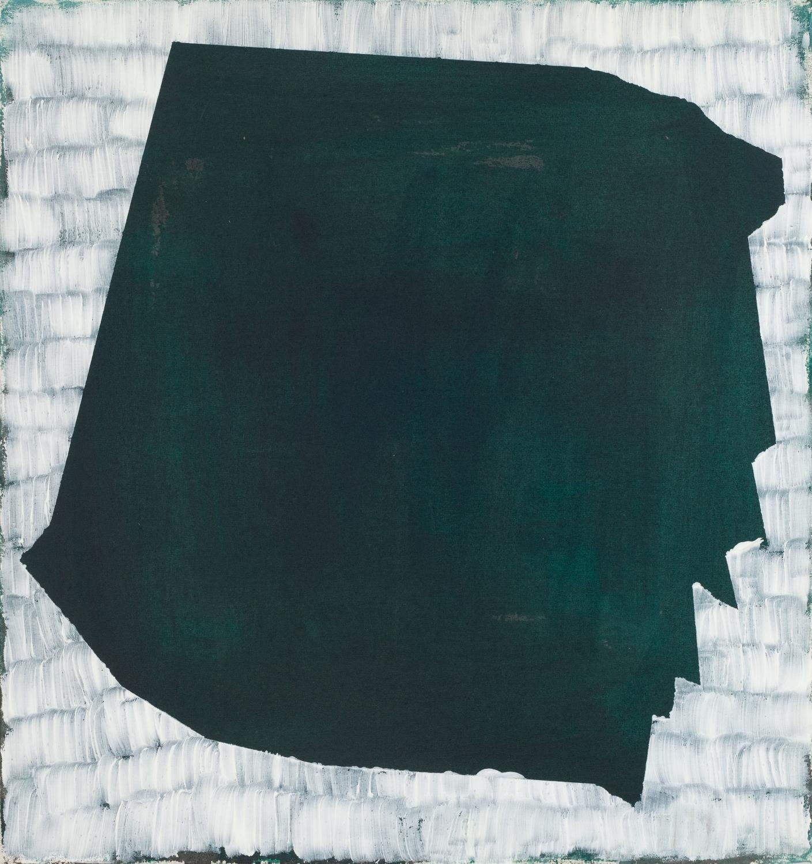 Aforismo 20-A  , 2015, acrílico sobre tela, 85 x 80 cm.