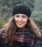 Joanna Scolary, MSc student, King's Brazil Institute