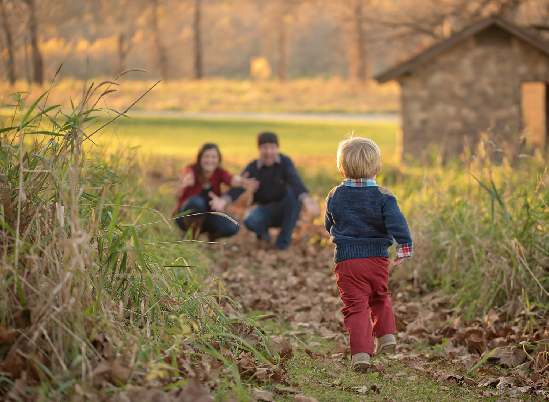 Ankeny, Iowa Family Photographer at Ledges State Park
