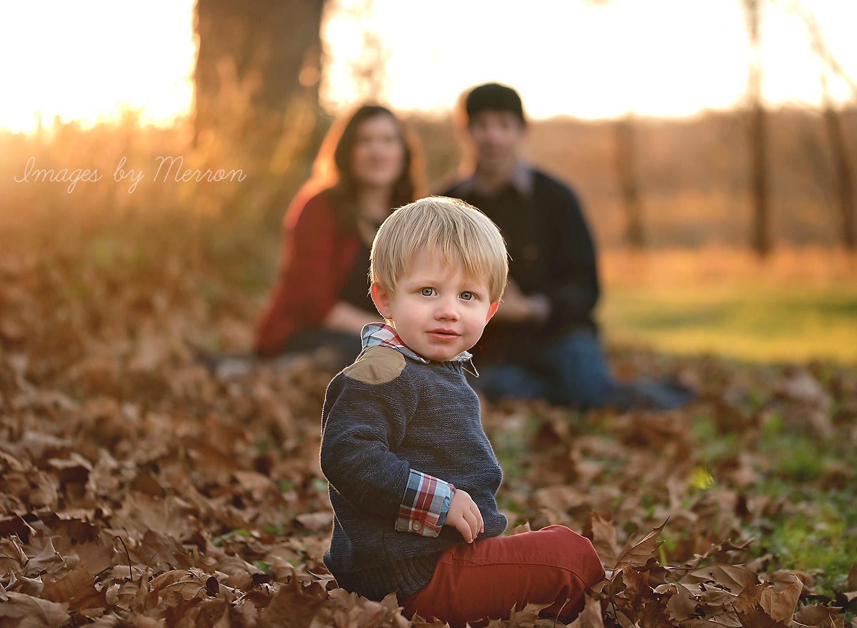 Portrait Photography at Ledges State Park