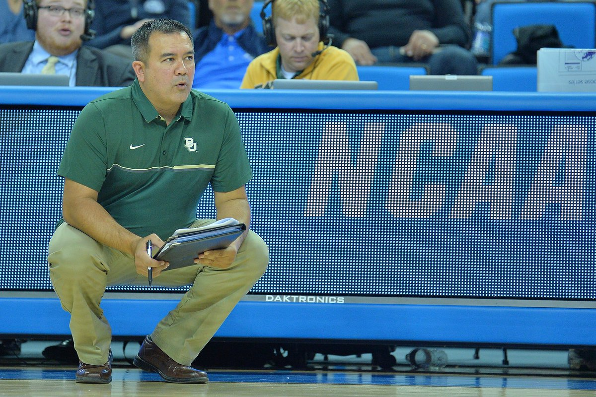 Jason Williams  Coach Baylor Volleyball