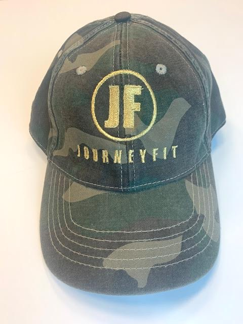 JOURNEYFIT Camo Hat - EVERYDAY & WORKOUT SWAG