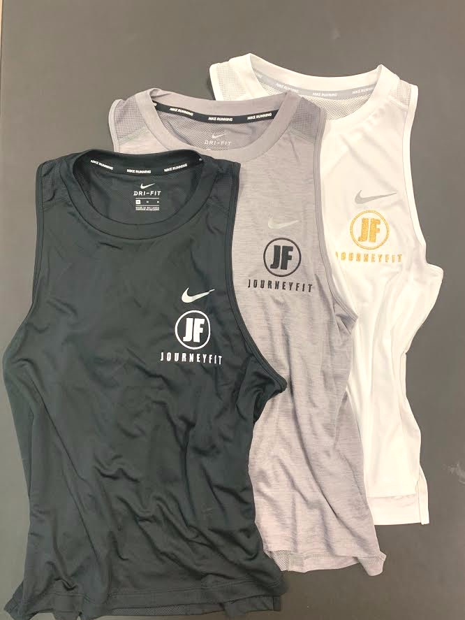 JOURNEYFIT NIKE Ladies Tank - EVERYDAY & WORKOUT SWAG
