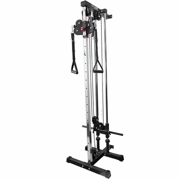 Weighted Pully Machine (5) $266.49    Available on Amazon. Click the link to buy from our gift list. Five are needed. Please send all equipment to JOURNEYFIT 3321 E. Renner Road suite 140 Richardson Texas 75082.