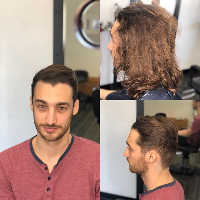 🎶Let's hear it for the boys🎶 Extremely proud of our staff and collection of men's cuts that we offer .  We have a huge following of men as well.  If you know a guy that needs a new style or just a great haircut send him our way !😊 Have a great weekend !! #salonjcf #menshair #menscut #haircut #hairstylist #hairgoals #behindthechair #modernsalon #nychairstylist #transformation #lafayettehair #lafayettesalon #ny2la #scissorhands