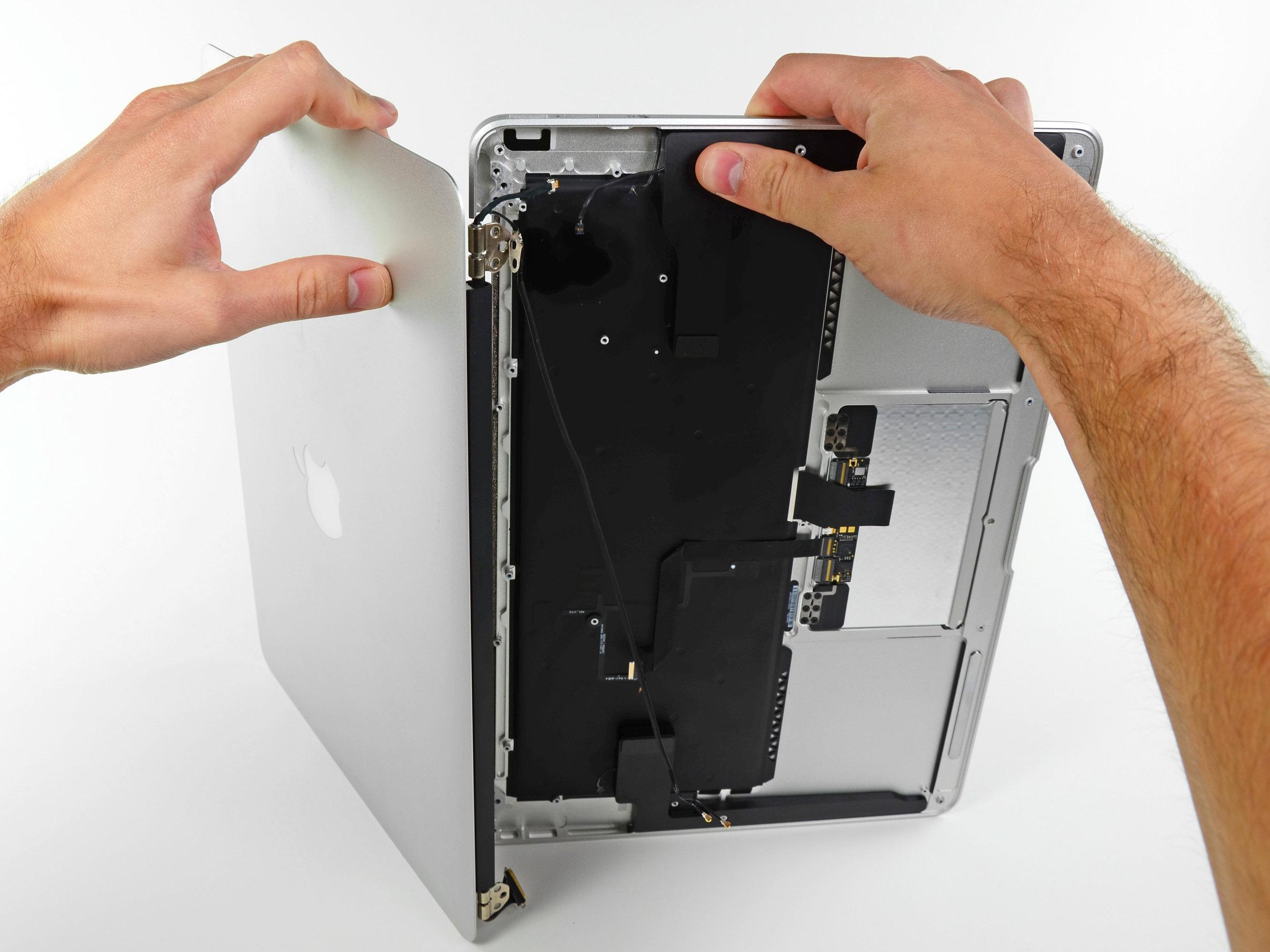 Laptop maintenance and repair